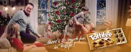 Toffifee on Air with New Christmas TV Campaign