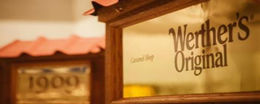Have you seen the Werther's Caramel Shop yet?